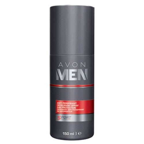 Avon Deodorant antiperspirant ve spreji MEN Sport