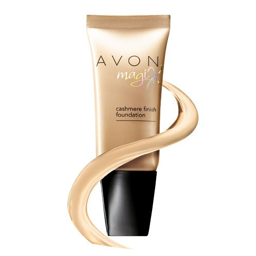 Avon Jemný make-up SPF 10 Magix