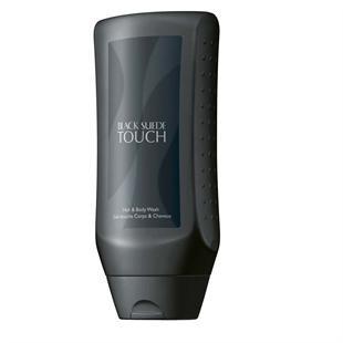 Avon Sprchový gel Black Suede Touch 250 ml