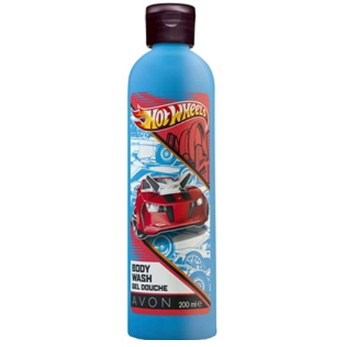 Avon Sprchový gel Hot Wheels