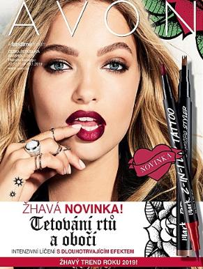 Avon katalog 1-2019