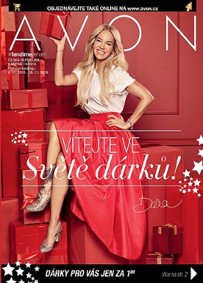 Avon katalog 17-2018