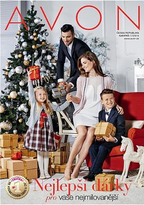 Vánoční Avon katalog online 17 2014 ke shlédnutí